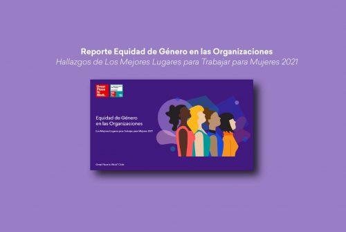 Reporte de Equidad de Género